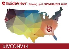 InsideView is blowing up convergence!    #CONV14 #IVCONV14