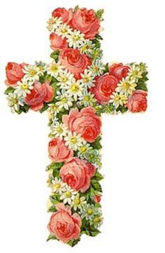 easter flower cross - Google zoeken