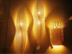 Barbaridade: Luminárias em tubo de PVC
