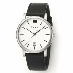 089.7040.33 TeNo10 Stainless Steel Watch TeNo Stainless Steel. $375.00