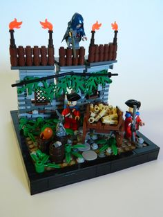 LEGO: Assassins Creed Unity http://www.flickr.com/photos/143972622@N02/31922042912/