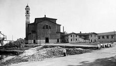 #chiesa #sannazzaroecelso #anni'40 #milano #barona