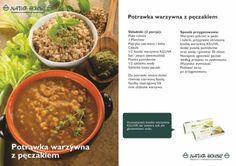 Potrawka warzywna z pęczakiem - NaturHouse Ostrołęka