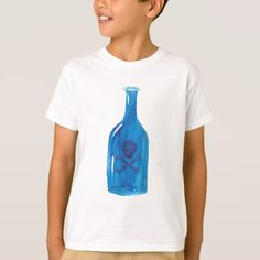 #Poison Bottle T-Shirt - #Halloween happy halloween #festival #party #holiday