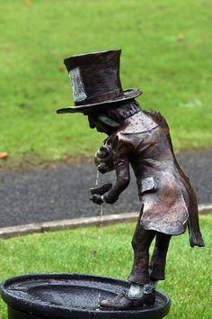 Mad Hatter by Wonderland   Irish Art