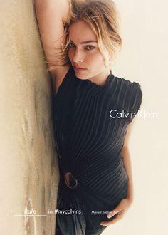 Calvin Klein Autumn/Winter 2016 Advertising Campaign | Margot Robbie