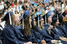 Penn State Mont Alto held their 2012 graduation Saturday, May 5. Russell Nye photo for Public Opinion