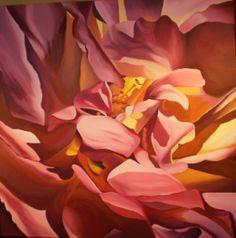 Intense Passion by JoAnne Tucker  www.ArtsyShark.com