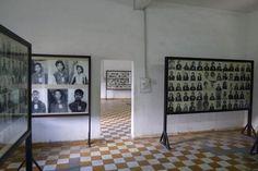 S-21 / Museo del Genocidio de Phnom Penh.
