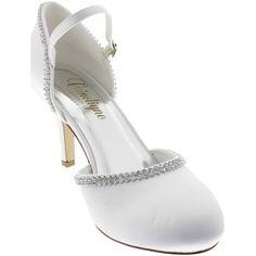 Escarpins Crinoligne Chaussures De Mariage EXPERT Blanc 89.00 €