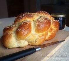 Healthy Bread Recipes, Healthy Sweets, Cake Recipes, Cooking Recipes, Polish Desserts, Polish Recipes, Bread Bun, Perfect Food, Food Cakes