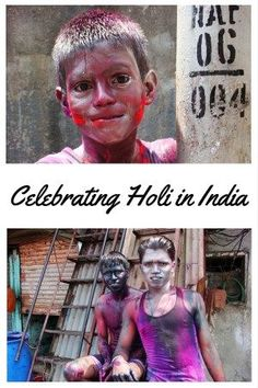 Celebrating Holi in India is amazing, fun and sometimes a little scary! Read our tips before you head out.