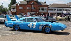 Plymouth Road Runner Superbird de Richard Petty