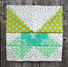 Make a Butterfly Block (Sew Me Something Good)