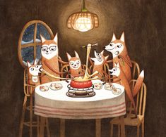 Deborah Hocking Top Paintings, Fondue Party, Snow Globes, Thinking Of You, Princess Zelda, Tags, World, Illustration, Fictional Characters