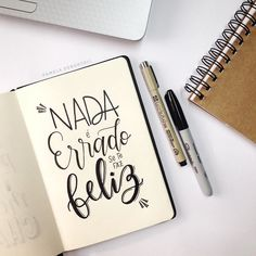 Nada é errado se te faz feliz! #handlettering #lettering #handletteringbrasil #handletteringbr #handmade #handwriting #happy #caxiasdosul #feliz #quotes #inspirationalquotes #motivação