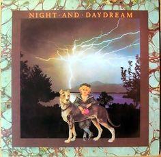 Ananta - Night And Daydream CANADA 1978 LP Vinyl Promo