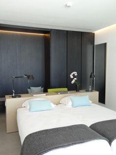 Carlos Morales Arquitectos Interior Design for CLS 4* Hotel