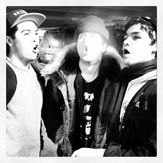 Billie, Joey & Jakob Minnesota 2012