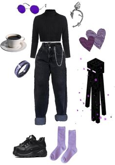 Anime Inspired Outfits, Character Inspired Outfits, Themed Outfits, Chic Outfits, Kids Outfits Girls, Teenager Outfits, Jeans, Hipster, Moda Casual