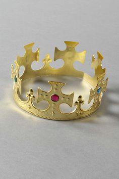 Déguisement pour garçon - chevalier - couronne