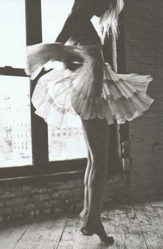 Dancing for the pure joy of movement - just beautiful.