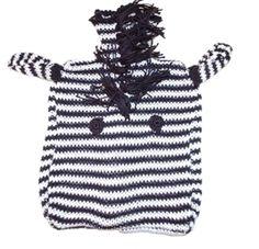Cutie Zebra Hot Water Bottle Cover