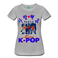 ♔♥╚»This Love K-Pop Unisex Tie Dye Relaxed and Classic Fit T-Shirt would be an awesome gift for KPop Lovers/Fans/Addicts or for your own passion for K-POP♥ت