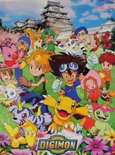 Digimon Adventure Summer Time Sea Izzy Koushiro