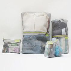 Buy Evorest Bags Travel Organizer 4 Pieces Set at YesStyle.co.uk! Quality products at remarkable prices. FREE SHIPPING to the United Kingdom on orders over £ 25. Cheap Storage, Bag Storage, Travel Organization, Portable, Travel Bags, Throw Pillows, Stuff To Buy, United Kingdom, Shopping