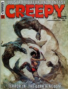 Creepy # 9