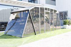 park and protect your #pickup #fordranger #gazebox more info in bio or visit us at www.gazebox.it Modern Gazebo, Portable Garage, Ford Ranger, Park, Portable Carport, Parks