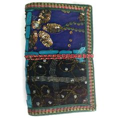 Blue Fabric JournalPrice Sale by IndianJournals on Etsy