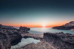 Balearische Dämmerung (Cala Ratjada / Mallorca)