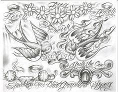 Chicano tattoo Designs   Tattoovoorbeeld