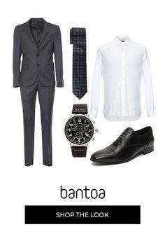 Outfit Uomo: Camicia, Pantalone, Quali Scarpe, Tutto Quello