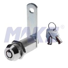MK100BXXL is our premium cam lock, offering a level of security found nowhere else at this price. This lock use a number of cylindrical pins of differing lengths arranged in a circle and are operated by a 'tubular' type of key. This popular radial pin tumbler cam locks are all supplied with a key combination that cannot be changed or operated by a master key.Click the link below to learn about the many benefits of this range of locks.www.makelocks.com #cam lock#makelocks#pin tumbler lock
