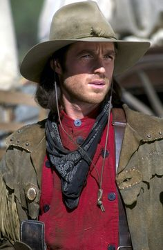Magnificent 7: Vin Tanner. It's the cowboy hat!