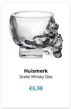 Skalet Whisky Glas www.ovstore.nl/nl/huismerk-skalet-whisky-glas.html