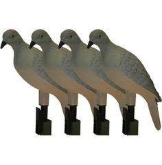 abd10f6837 My MOJO Clip-On Dove Decoys - 4-pack September 1