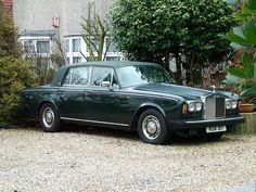 Silver Shadow II | 1979 Rolls Royce Silver Shadow II | kenjonbro | Flickr