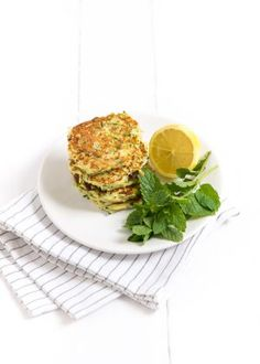 courgette ricotta koekjes #zucchini fritters