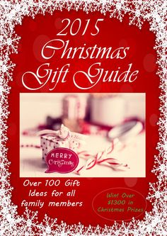 Christmas gift guide 2015  Over 100 Gift Ideas with something for everyone in your family. From Baby, to Toddlers, School Age to Teens we have a vast range of Christmas gift ideas. See fun, crafty and practical gift ideas coupled with the latest toys and gadgets. Find ideas to indulge mum, spoil dad or gift ideas for hard to buy for relatives. Broken down into age categories, our Christmas Gift Guide makes it easy to understand which toys are suitable for children of certain ages.