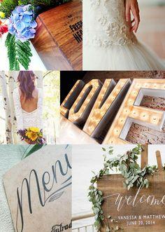 Ideas para decorar una boda.