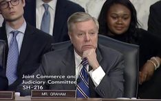 You dont think you have a monopoly? Read Sen. Grahams delightful grilling of Zuckerberg