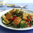 Warm fish salad @ allrecipes.com.au