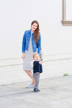 Mom style. #hairgoals || Katie Hintz-Zambrano, Editor and Co-Founder, Mother