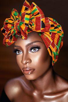 Tela Tribal, Tribal Fabric, Head Wrap Headband, Head Wrap Scarf, Head Scarfs, Ankara, African Holidays, Header, Head Wraps For Women