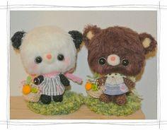 osos amigurumi pagina japonesa