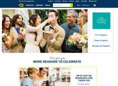 Best Buy has launched a wedding registry.